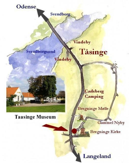 2014 kort til Taasinge museeum rettet 2014