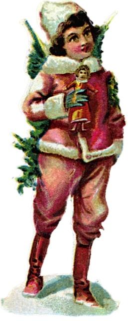 Bokmärke jul